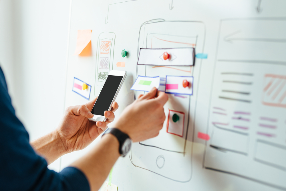 Usability und Conversion-Optimierung mittels Low Fidelity Protoyping